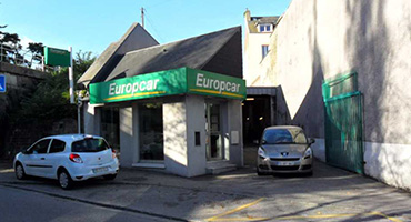 europcar cherbourg